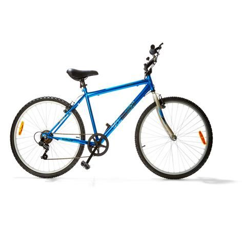$69 @ Kmart 66cm Mount Bike 6 Speed Southern Star (box 616)