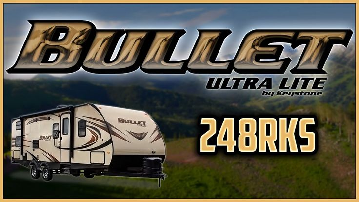 2017 Keystone Bullet 248RKS Travel Trailer Lakeshore RV Find out more at  https://lakeshore-rv.com/keystone-rv/bullet/2017-bullet-248rks-floor-plan/?pr=true call 231.788.2040 or stop in and see one today!  Lakeshore RV  Bullet 248RKS RV life is simple and comfortable in the Bullet 248RKS!  This RV is super light and easy to tow with a dry weight of only 5012 lbs!  The aluminum wheels contribute to the lightweight of this rig but also wont rust like steel!  As you head inside youll find dual…