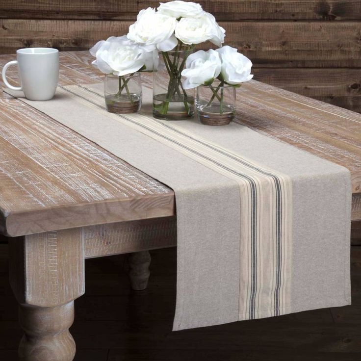 Sawyer Mill Table Runner – 36″