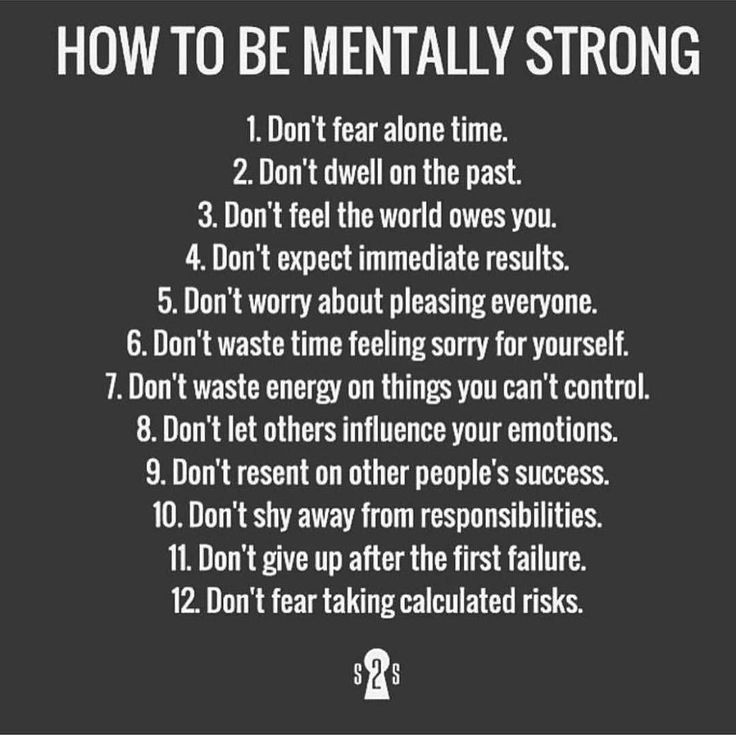 Tag someone who needs to see this @secrets2success #upyourmentalstrength by tailopez