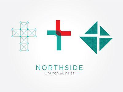 Church logo experiments by http://dribbble.com/kclasita