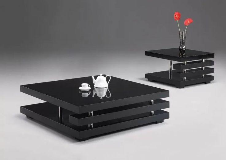 mesa de centro moderna de diseño vanguardista ref: deko4