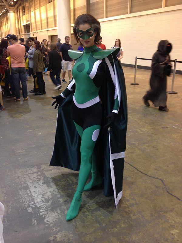 #Cosplay: #Rule63 Green Lantern #Parallax (Hal Jordan) by ...