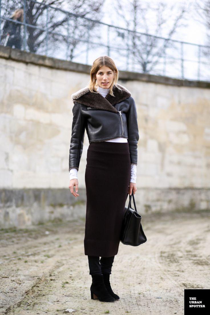 Veronika Heilbrunner by The Urban Spotter in Paris