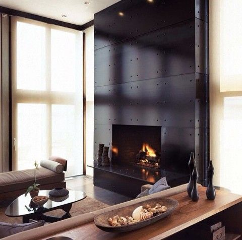 54 best Fireplace Inspirations images on Pinterest