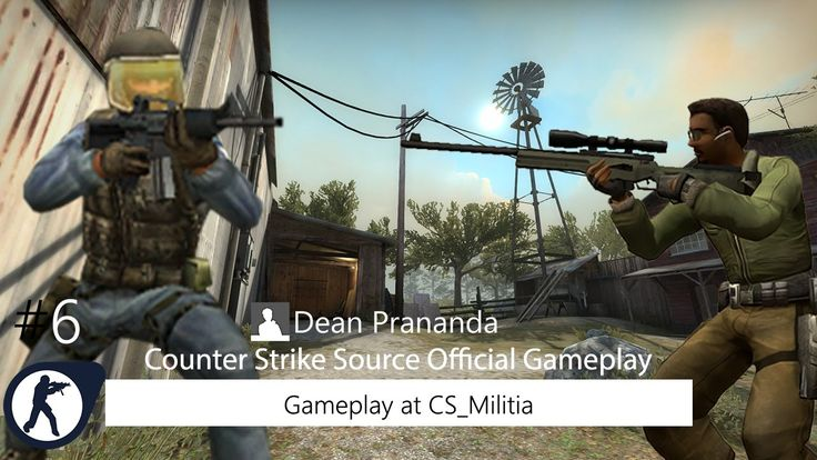 CS Source #6   Gameplay at cs militia #cs #counter #counterstrike #like #likes #l4l #f4f #follow #followme #share #sharing #promote #promotion #following #followers #game #gameplay #youtube #source #subscribe #subscribers #promote #promotion #sub4sub #subs4subs