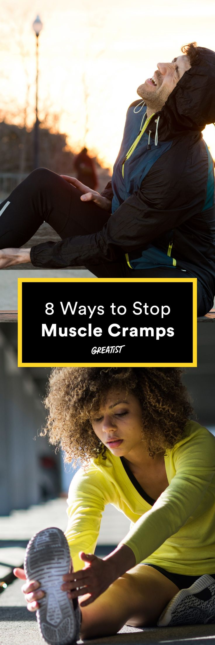 Researchers have figured out ways to relieve (and even prevent) these painful spasms. http://greatist.com/fitness/how-stop-muscle-cramps-their-tracks