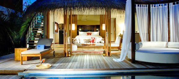 w retreat and spa maldives - Google Search