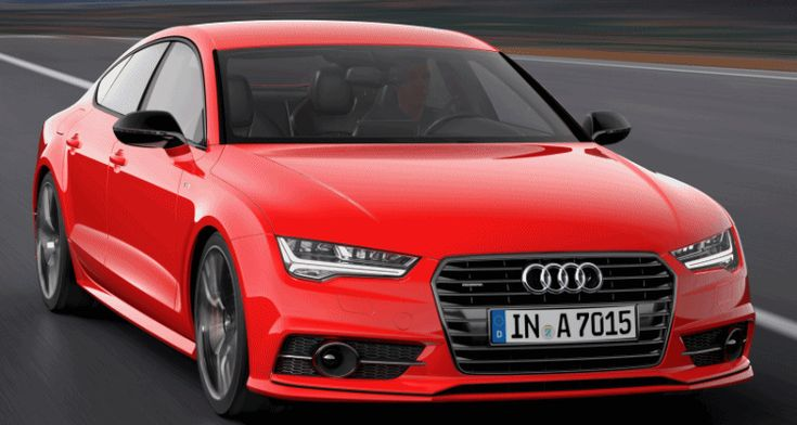 Updated 2016 Audi A7 and S7 Will Debut in LA + New Black Optics Package
