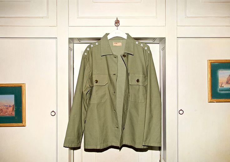 SS17 | Jacket VICK