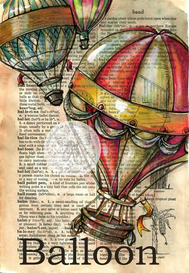 AIR BALLOON PAINTINGS - Google Search