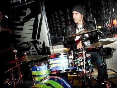 Nuno Bettencourt On Drum Compilation
