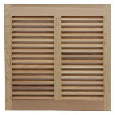 shutters by design 38 w western red cedar primed bermuda bahama shutter size - Beste Ausere Hausfarben