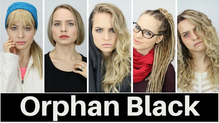 Here's a hair tutorial on each of the clones from Orphan Black. You'll see me transform my self with each of their hairstyles and show you how to!