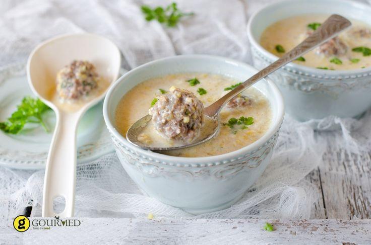 Γιουβαρλάκια αυγολέμονο - gourmed.gr
