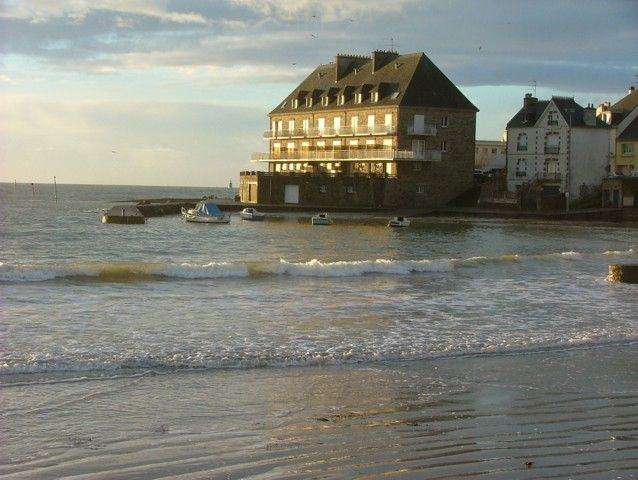 Larmor Plage, Lorient.  Morbihan. Brittany
