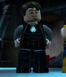 Anthony STARK (IRON MAN)   Earth 13122   Lego Marvel SUPER HEROES