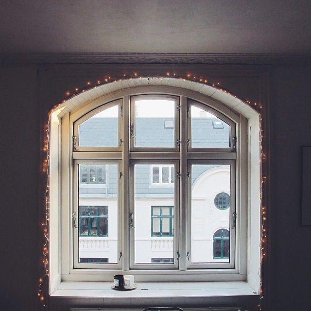 Jul i hjemmet✨✨ #lights #jul #vsco #vscocam #vscogrid #christmasdecoration #Padgram