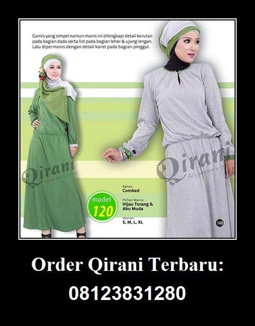 Qirani model 120 Hubungi : Whatsapp : +62 812-3831-280  SMS : +62 812-3831-280  BBM : 5F03DE1
