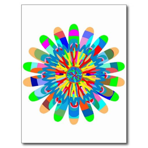 Healing Color Energy: Inspiration from SunFlower Postcard