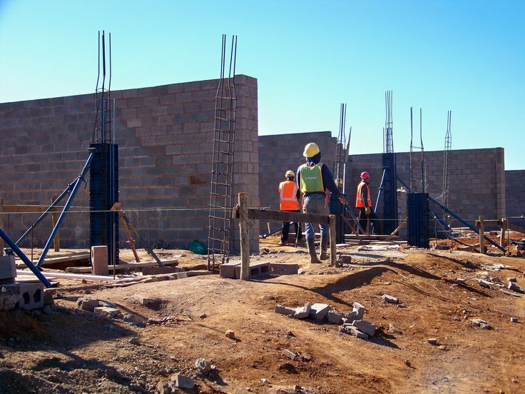 Great progress! July 2013  #acacia #businesspark #business #upmarket #waterfall #durban #property #southafrica #minifactory #factory #warehouse #SMME #storage #office #parking #rentals