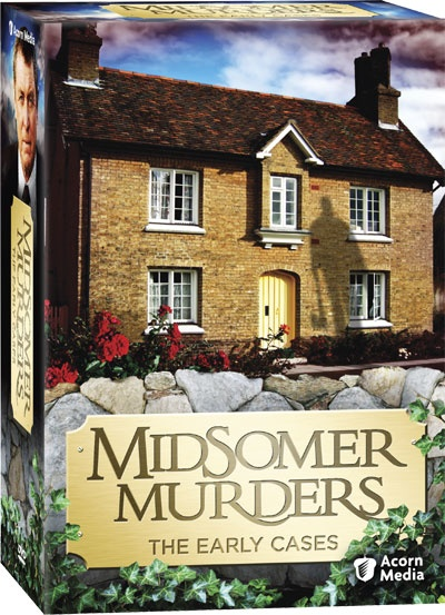 Midsummer Murders - Love this BBC series, Casey & Krissy got us hooked on it!