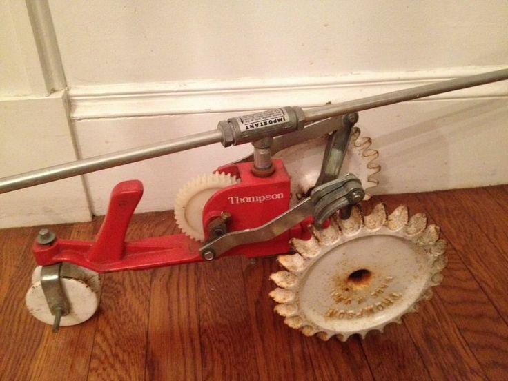 X Thompson Tractor Sprinkler Sprinkler Tractor