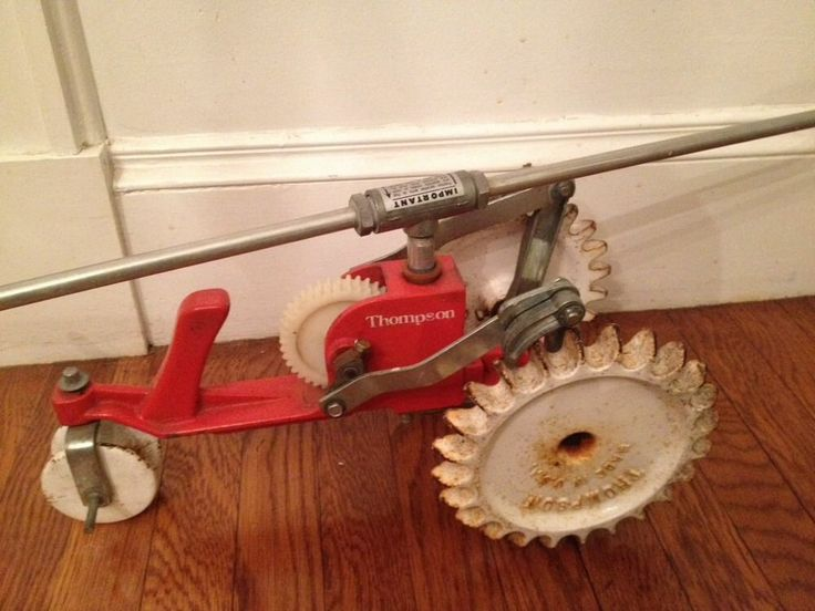 Thompson Tractor Sprinkler Parts : X thompson tractor sprinkler old lawn pinterest
