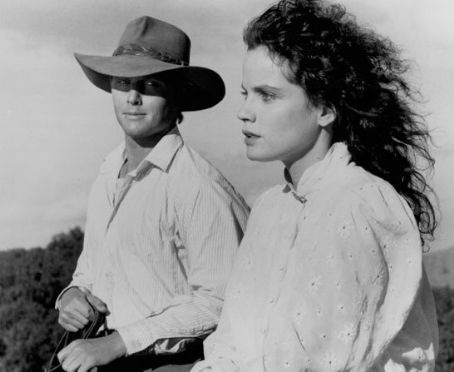 Sigrid Thornton in The Man From Snowy River.....i love this film!