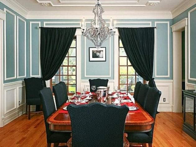 #NSync #JoeyFatone's Orlando Home: Formal Dining Room>> http://www.frontdoor.com/photos/tour-joey-fatones-orlando-home-for-sale?soc=pinterest