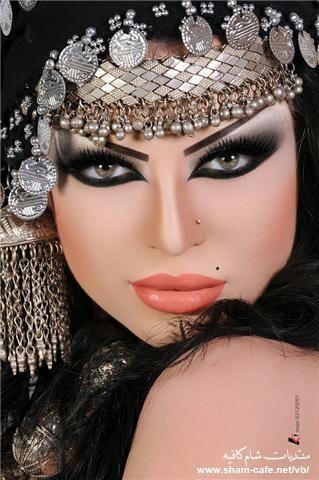 Arabi makeup