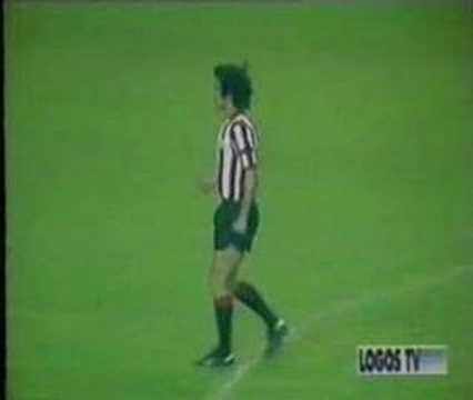 Final copa de UEFA Athletic - Juventus 76-77