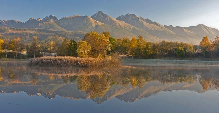 Tatra Mountains Autumn - Slovakia | Tatra Photography. Re-pinned for You by: http://europass.cedefop.europa.eu