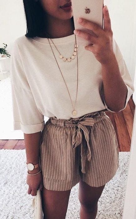 45+ Trendy #Summer #Outfits Everyone's Wearing Right Now – Wachabuy | Outfits & Lifestyle