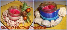 TuttoPerTutti: RICICLO VECCHIE CANDELE Spreco zero. A riciclare e riusare la cera delle numerose candele usate durante queste feste!   http://tucc-per-tucc.blogspot.it/2016/01/riciclo-vecchie-candele.html