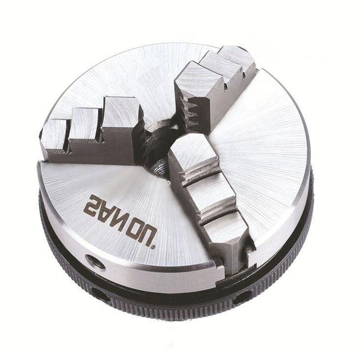 "39.00$  Buy now - https://alitems.com/g/1e8d114494b01f4c715516525dc3e8/?i=5&ulp=https%3A%2F%2Fwww.aliexpress.com%2Fitem%2FCNC-Self-Centering-LATHE-Chuck-4-Jaw-5-K12-125-K12-125-Hardened-Steel-for-Drilling%2F32738625228.html - ""CNC  3 Jaw 2"""" Fingertight Self-Centering LATHE Chuck M14Hardened Steel for CNC Wood Lathe"""