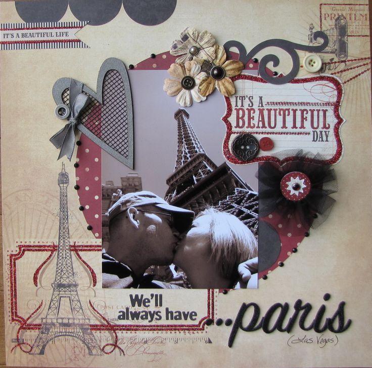 19 best images about paris album on pinterest canon - Boutique scrapbooking paris ...