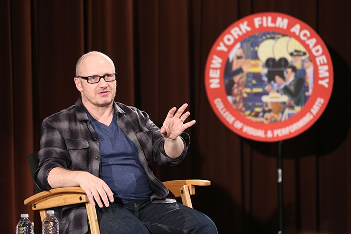 "Screening of 2016 Oscar Nominated ""Room"" with Oscar Nominated Director Lenny Abrahamson Q&A"
