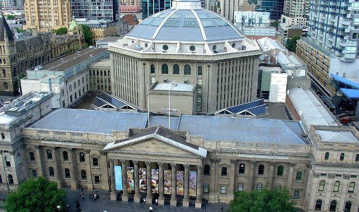Architectural Treasures Around Melbourne