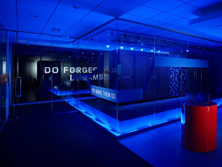 Lenovo Office by Steven Leach Group - Office Snapshots