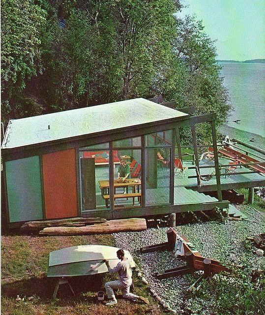 les 51 meilleures images du tableau cabane petite maison sur pinterest architecture petite. Black Bedroom Furniture Sets. Home Design Ideas