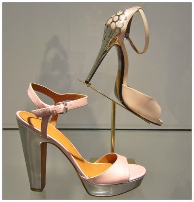 Fendi - Marc Jacobs #shoes #SpringSummer #FolliFollie #collection