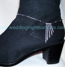 Boot jewelry - how cool is this?