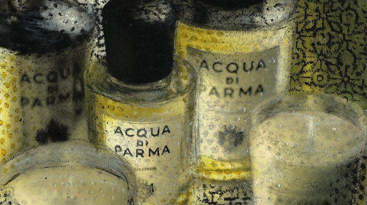 the ITALIAN GOOD PEOPLE! vision about Acqua di Parma, the luxury italian brand