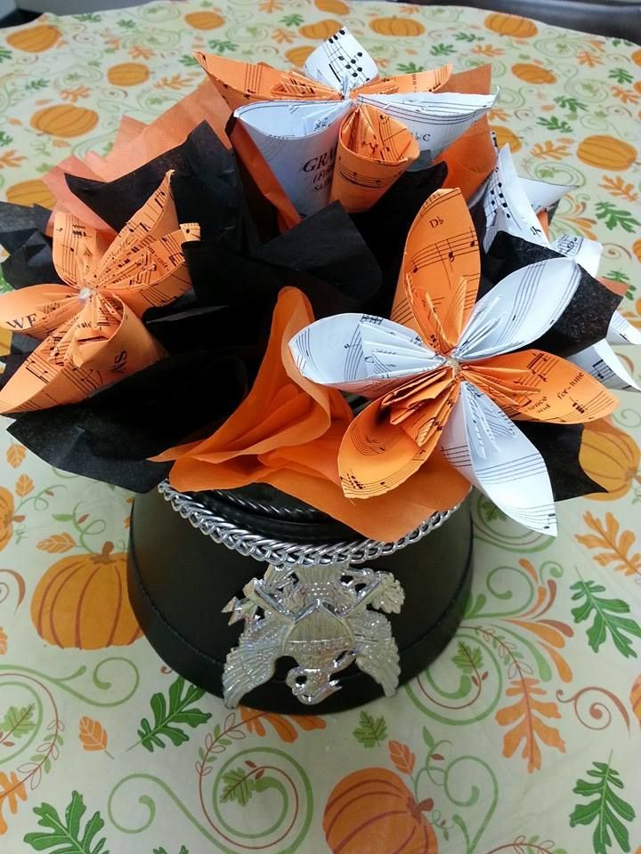 Shako band centerpieces completed projects pinterest