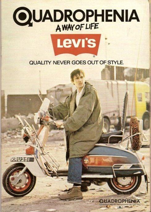 Lambretta advert 1960s.
