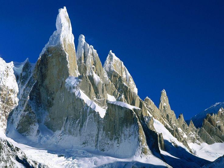 Spectacular Places: Cerro Torre in Los Glaciares National Park, Argentina