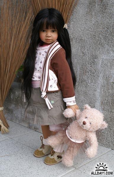 Пин на доске Одежда для современных кукол