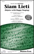 Siam Lieti - (Rejoice with Happy Singing) Together We Sing Series