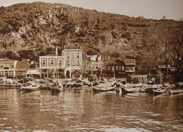Beykoz...1900 başları.